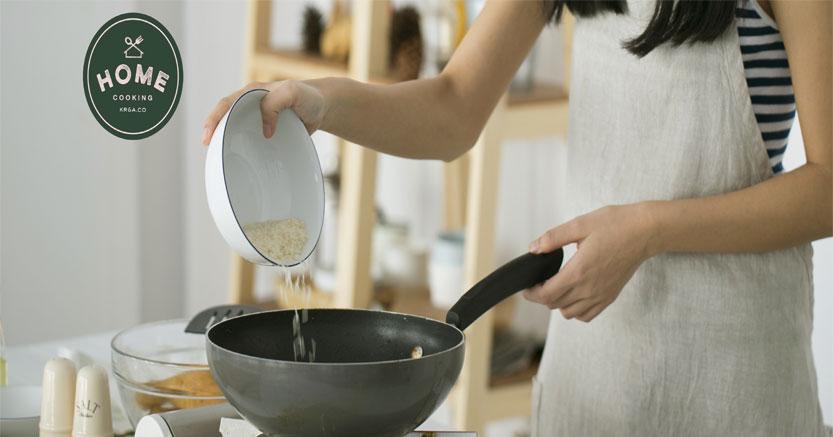 มาปลุกสัญชาตญาณของมนุษย์ด้วยการทำอาหารกินเองกันเถอะ!