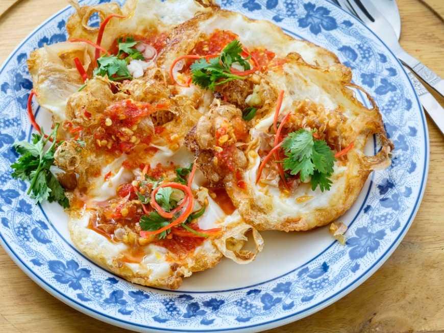 ไข่ดาวลูกเขย อาหารไทย เมนูไข่ แบบง่ายๆ